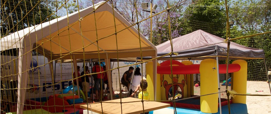 Jumping castles, Gazebos, Childrens' Games and more